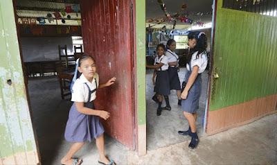 En Loreto plantean iniciar las clases escolares en junio debido a posibles inundaciones