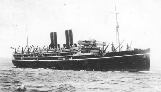 23 November 1939 worldwartwo.filminspector.com HMS Rawalpindi