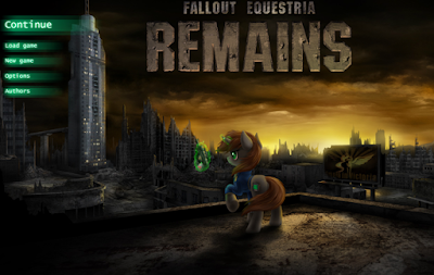 Fall Out Equestria Remains version 0.7