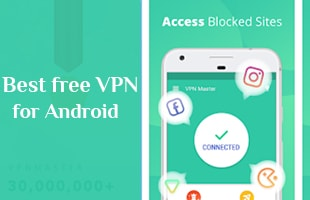 Best free VPN for Android: access blocked website #1 second