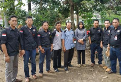 Panwascam Sukadana Hadiri Rapat Pleno Rekapitulasi Pilgub Lampung 2018