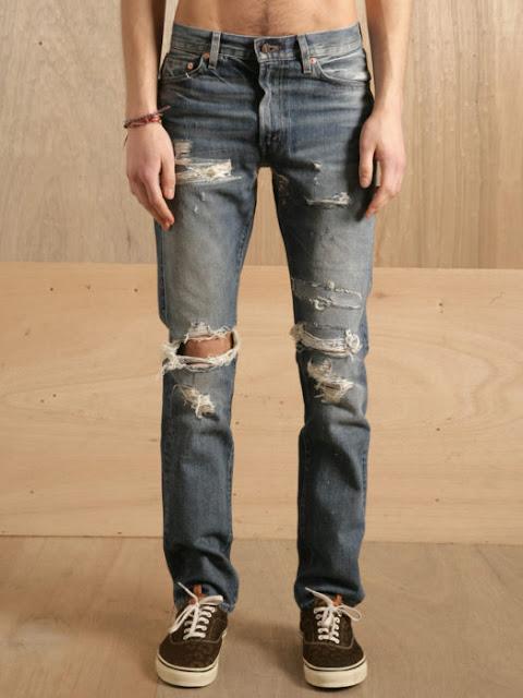 Esta es la razón por la cual los bolsillos de tus Jeans tienen esos botones