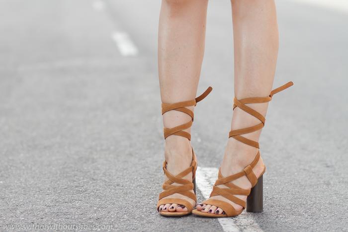 Adicta a los zapatos blogger influencer