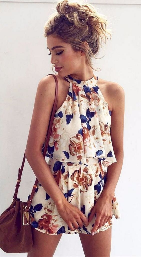 100 Ultimate Trending And Lovely Women's Boho Summer Outfit Ideas