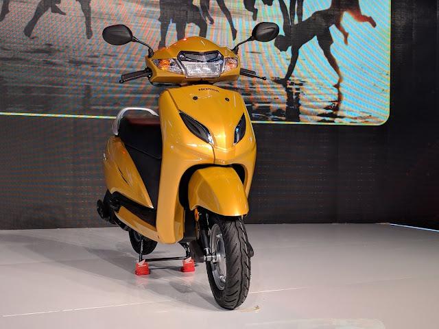 All New 2018 Honda Activa 5G hd image