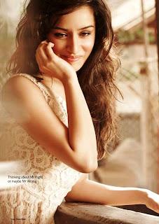 Shraddha Kapoor Photo Shoot For Filmfare June 2013 .
