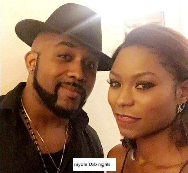 Fans urge Banky W and Niyola to get married