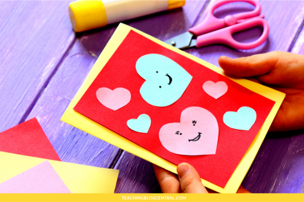 DIY VALENTINE CRAFTS FOR TODDLERS AND PRESCHOOLERS