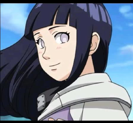 Seu Naruto - Downloads - Informações - Personagens: Hinata Hyuuga