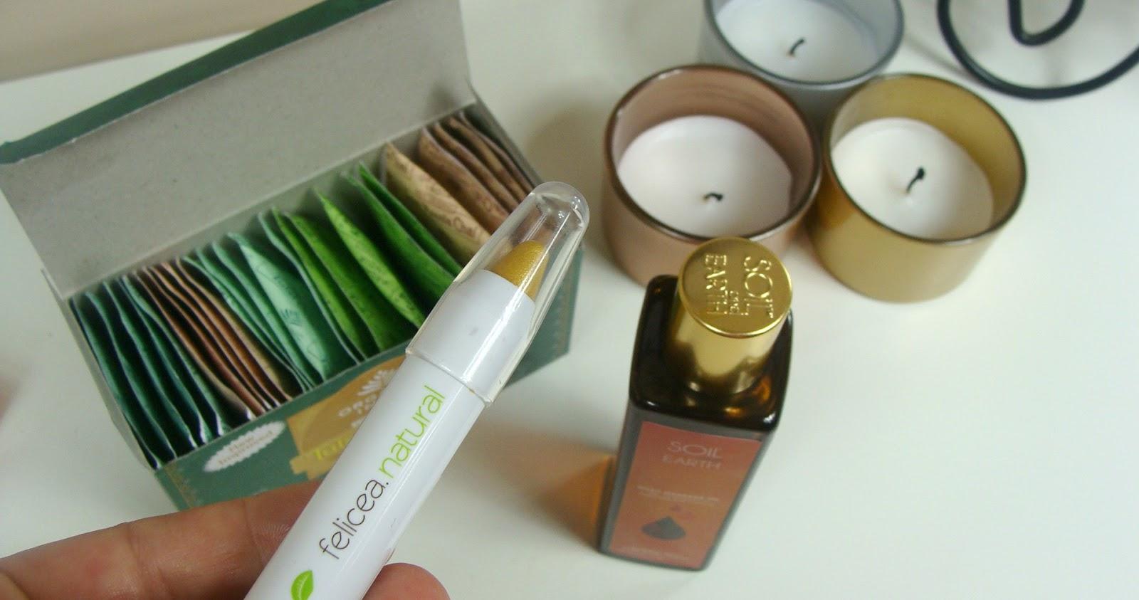 Kosmetyki naturalne, które warto poznać #2, domowy kosmetyk, mamowato, saisona, felicea, soil and earth