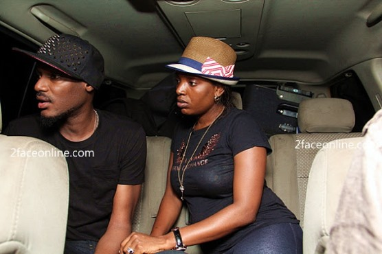 2face and Annie Idibia Return To Nigeria
