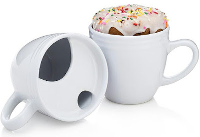 Donut Warmer Coffee Cup