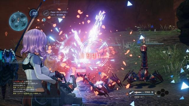إستعراض لحزمة ضخمة من الصور للعبة Sword Art Online : Fatal Bullet
