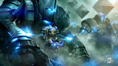Papel de Parede do Jogo Guild Wars