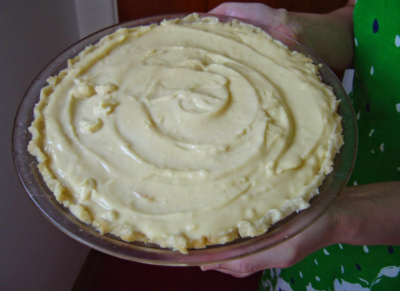 My  Banana Cream Pie Image