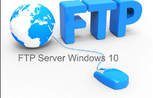 FTP Server Windows 10