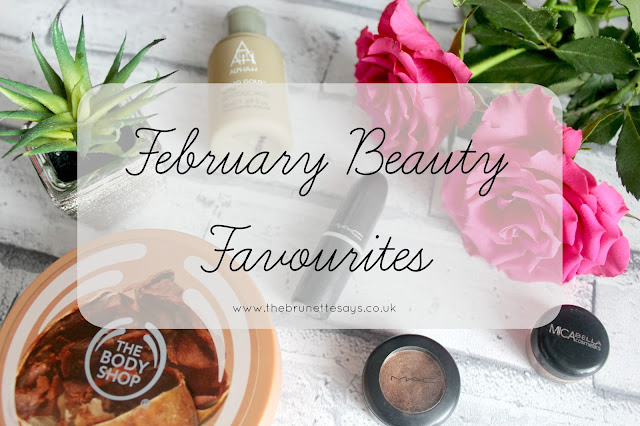 february, beauty, favourites, skincare, makeup, body care