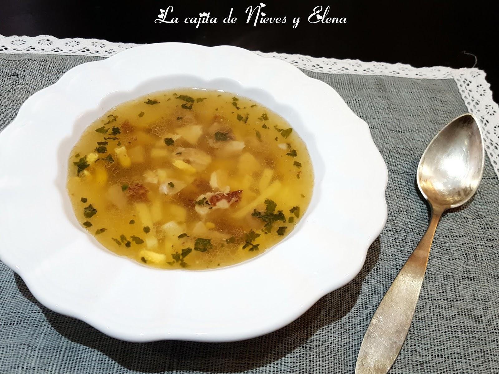 Sopa De Picadillo