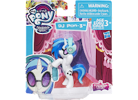Rarity Friendship is magic Collection Vinyl Scratch