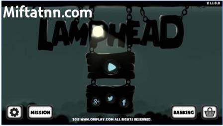 Game Arcade Petualangan Offline Android Lamphead MOD APK
