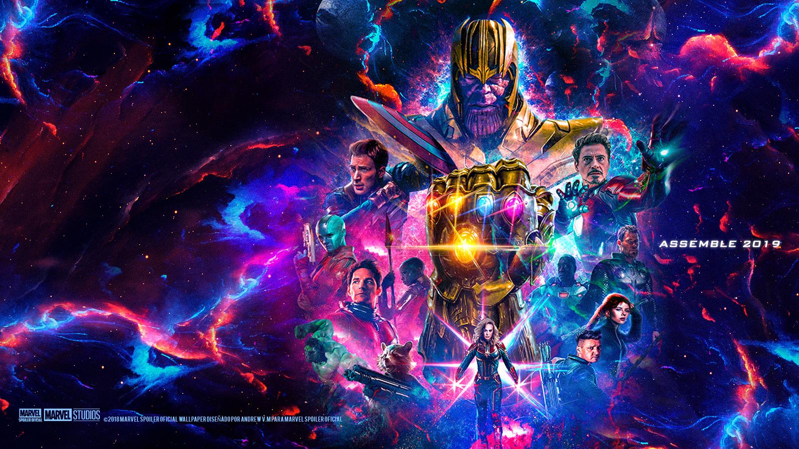 Wallpaper Avengers Endgame Avengers 4 Hd Movies 16872: Marvel Spoiler Oficial