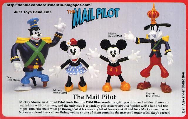 Mickey en Minnie dating