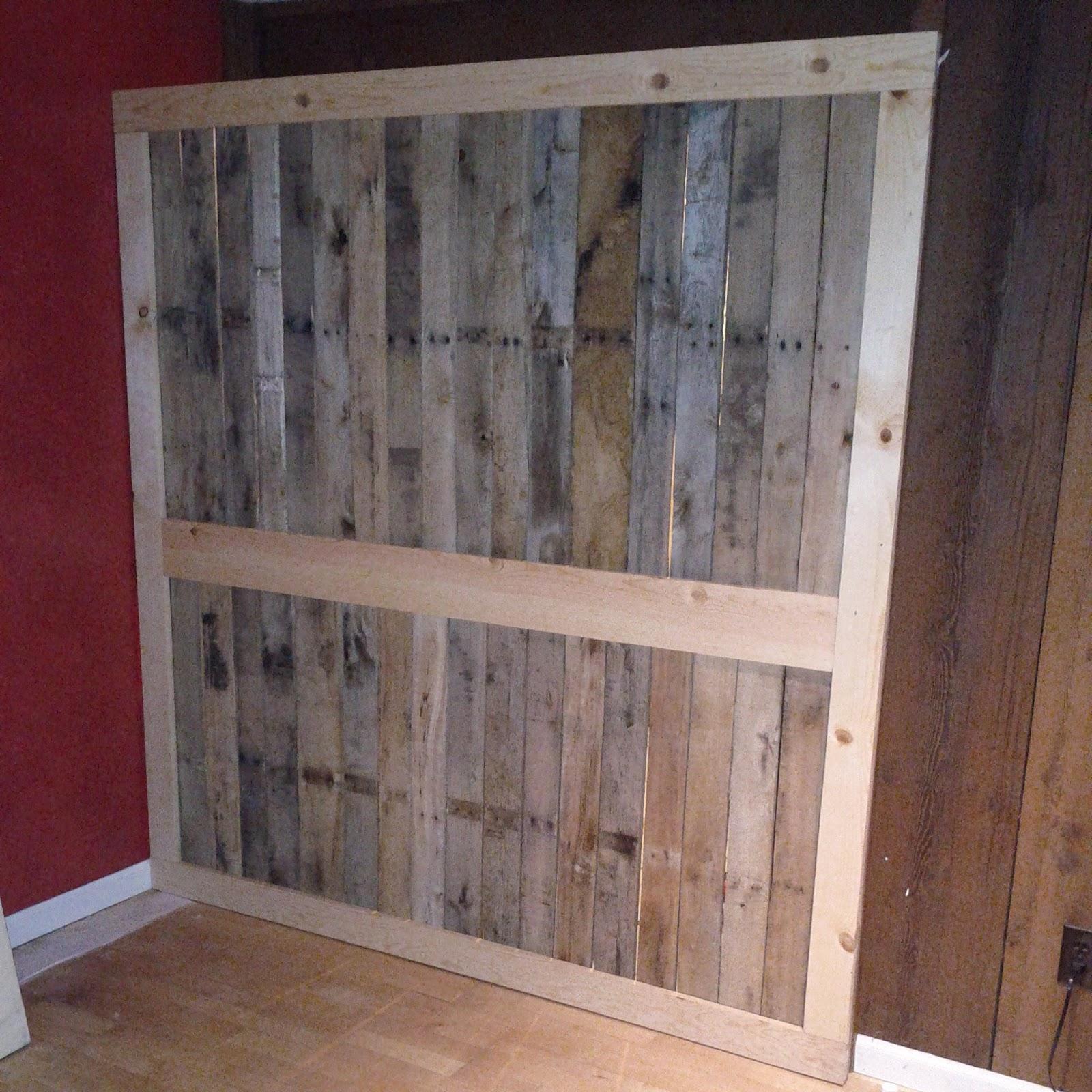 Building Sliding Barn Door Diy: Baker & Brackenridge: DIY Barn Door Project