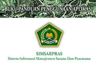 Panduan Penggunaan Aplikasi SIMSARPRAS (Sistem Informasi Manajeman Sarana Prasarana) 2017 Update Terbaru