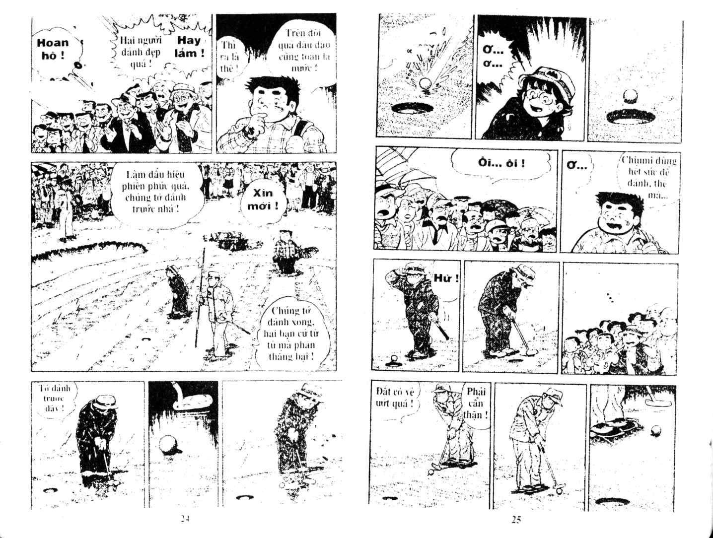 Ashita Tenki ni Naare chapter 10 trang 11