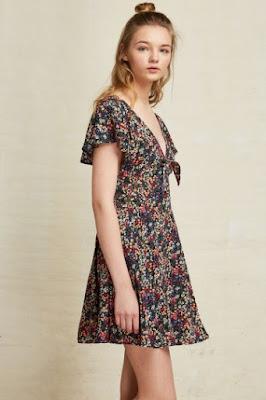 vestido de la tienda online Plns