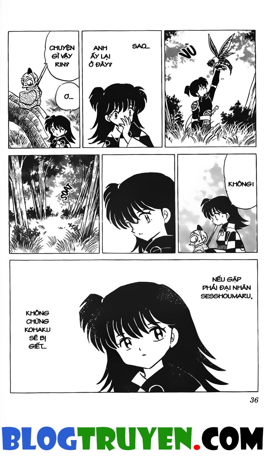 Inuyasha vol 25.2 trang 15