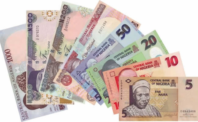 Naira plunges to record low of 345/dollar
