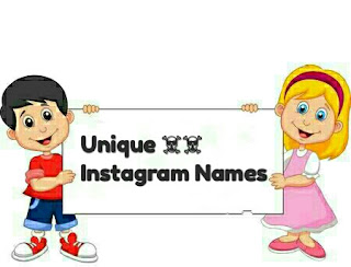 Best Instagram Names |300+ Cool, Cute & Unique Usernames For Girls & Boys 2019