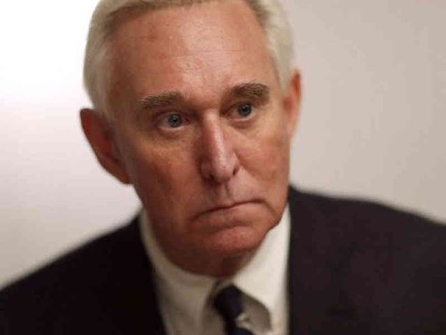 Roger Stone, A Long Time Friend and Confidante of Donald Trump