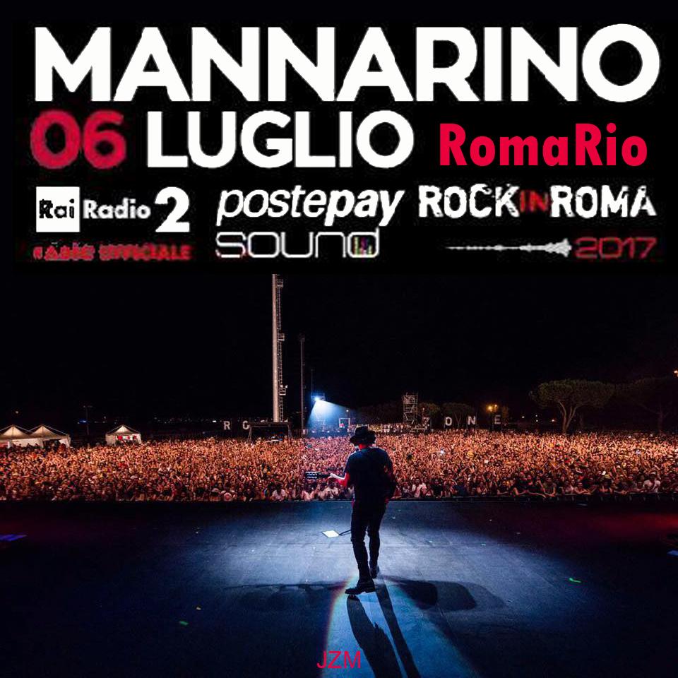 Musica Degradata Alessandro Mannarino Romario 2017