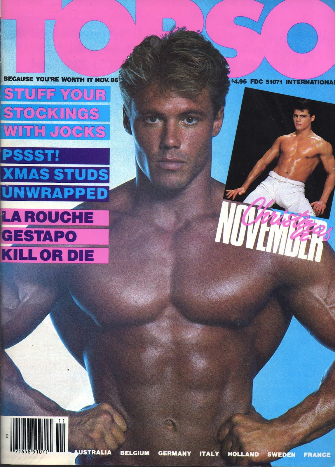 80S Style Porn steve cort 80s style in torso - gay porn obsession