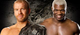WWE - TLC 2009: Christian vs. Shelton Benjamin