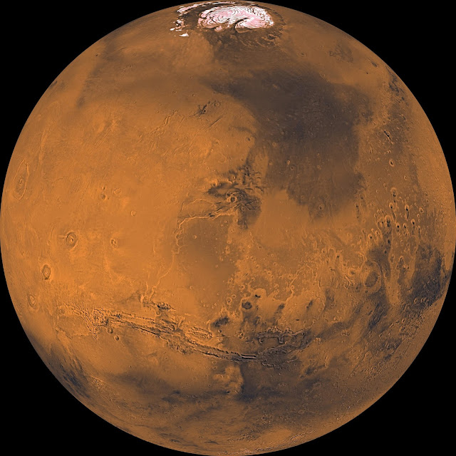 Mars and Earth may not have been early neighbours