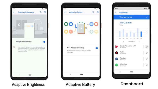 Adaptive Battery Adaptive Brightness