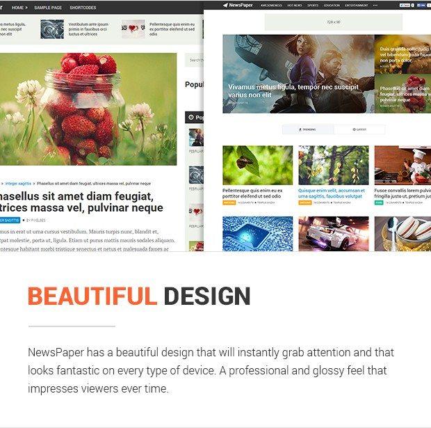 NewsPaper - WordPress Premium Themes - Free Download