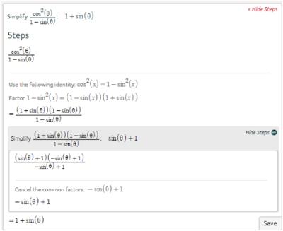 Symbolab Blog High School Math Solutions  Trigonometry