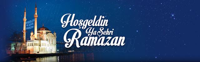 Dinim İslam, Ramazan-ı Şerif, Ramazan ayında yapılacak ibadetler, İbadetler, 2017 Ramazan