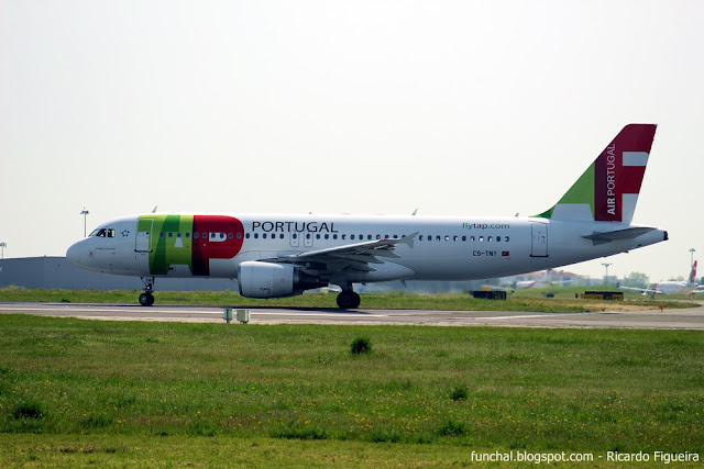 LPPT - CS-TNY - AEROPORTO DE LISBOA - DOMINGOS SEQUEIRA