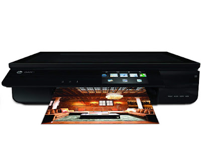 Wireless Color Photo Printer alongside Scanner as well as Copier HP ENVY 120 Driver Downloads
