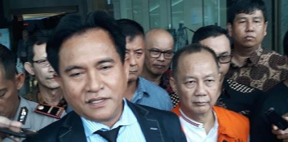 Alfian Tanjung Bebas, Yusril Puji Keberanian Hakim PN Jakpus