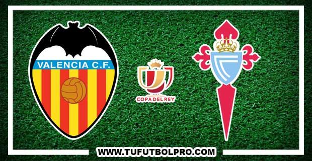 Ver Valencia vs Celta de Vigo EN VIVO Por Internet Hoy 3 de Enero 2017