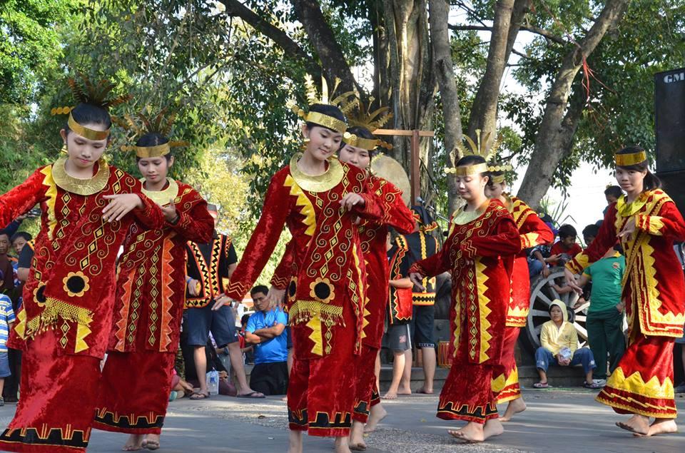 Tari Moyo, Tarian Tradisional Dari Nias Provinsi Sumatra Utara