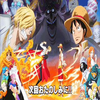 الحلقة 820 من One Piece مترجم + تحميل مباشر