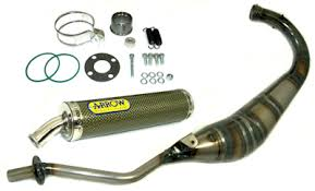 2 STROKE MOTORCYCLES DATABASE : 2 stroke exhaust operation