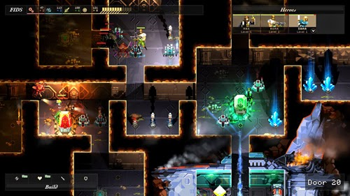 Dungeon of the Endless (Video Game), PC Highly Compressed, RIP